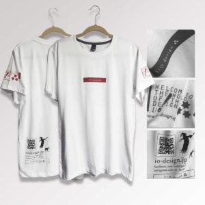 アイ・オー デザインTシャツ:ファーストロット